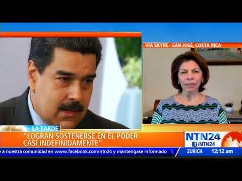 """""""Venezuela se ha convertido en una amenaza para la estabilidad de toda nuestra región"""""""