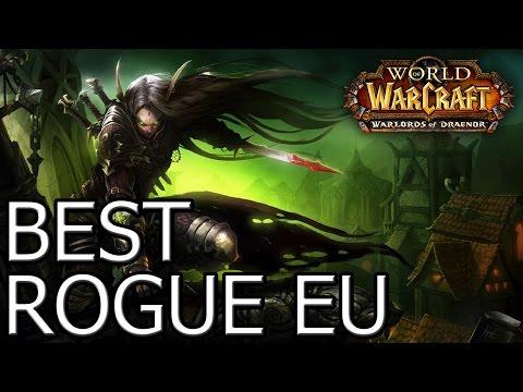 EL MEJOR PÍCARO DEL MUNDO EN PVP (World of Warcraft)