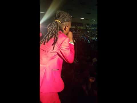 Soul Jah Luv live ProAir Aquatic complex