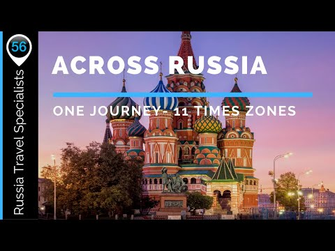 Russia Travel - Journey along Russia's 56th Parallel