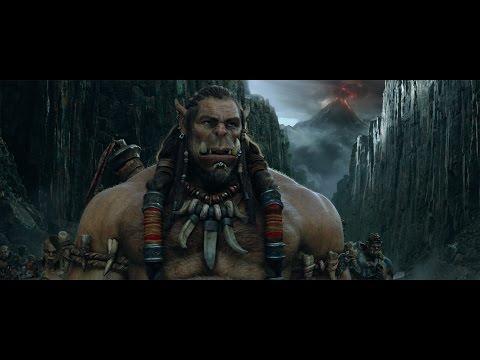 Warcraft -- An epic fantasy/adventure movie HD 2016 | action movie