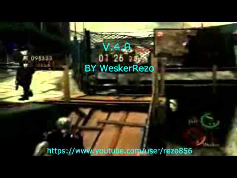 WESKER KNEE CANNON 115 SPECIAL ATTACKS V.4.0 BY WeskerRezo