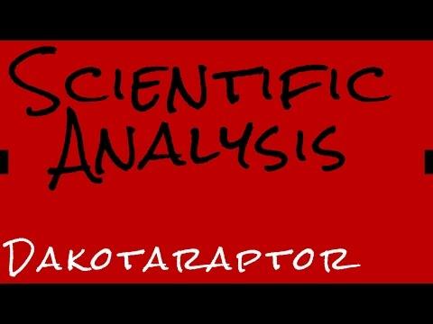 Scientific Analysis - Dakotaraptor