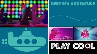 Daniele gioca a Deep Sea Adventure