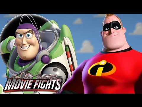 Best Pixar Movie (CinemaSins vs. Honest Trailers) – MOVIEFIGHTS!
