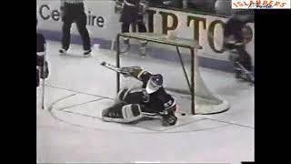 March 13 1989 Islanders at Canadiens highlights