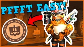 THE EASIEST GAME ON ROBLOX... | Roblox Temple Thieves