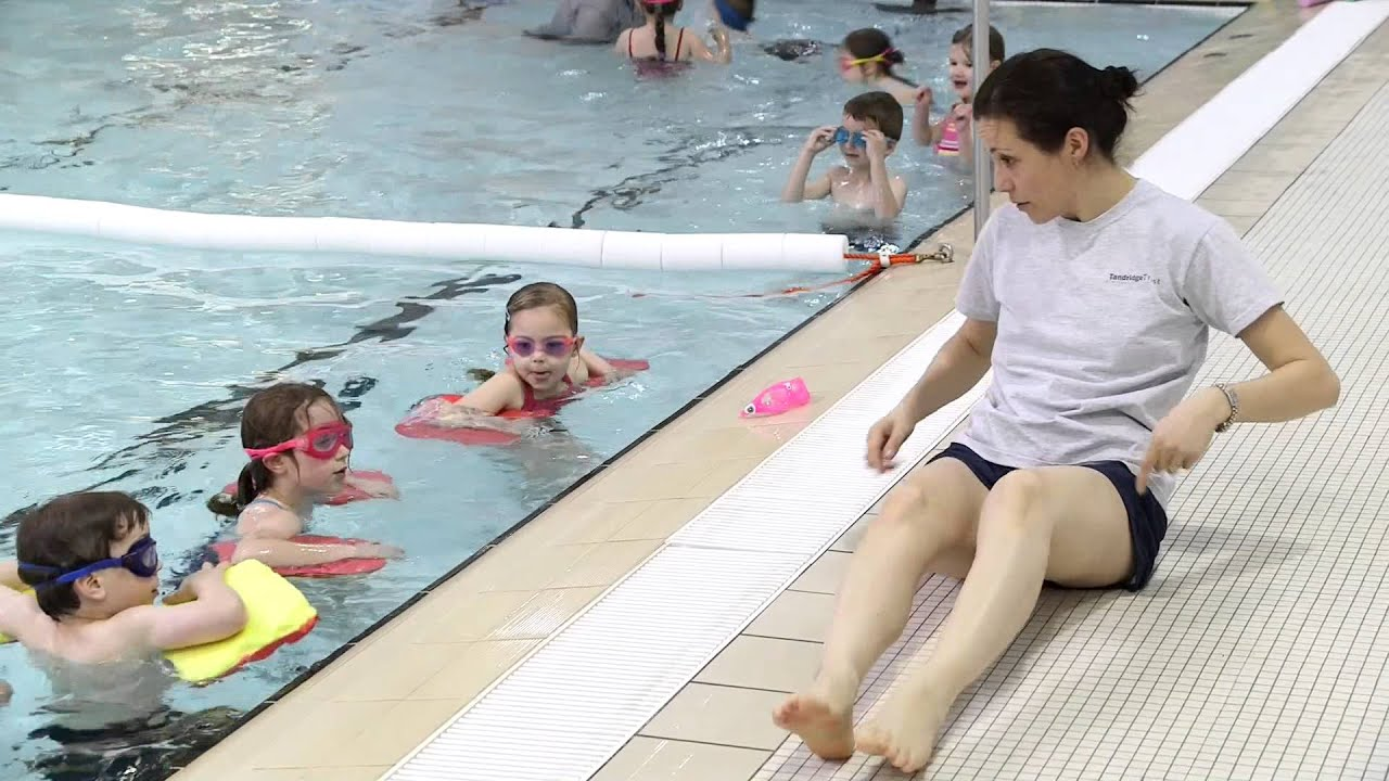 Tandridge Leisure Centre Swimming Youtube