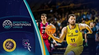 Falco Szombathely v Telekom Baskets Bonn - Full Game - Basketball Champions League 2019-20