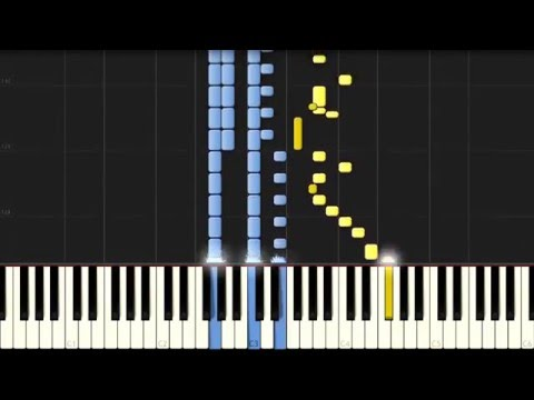Piano Sonata No. 25 in G major – BEETHOVEN [Piano Tutorial] (Synthesia)