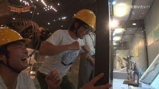 《ボクら全力少年隊》 「恐竜時代を知りたい!!」 2013年8月9日OA.