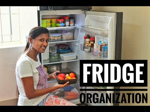 Download Youtube: Fridge organization tamil/How to store vegetables fresh for longer days tamil