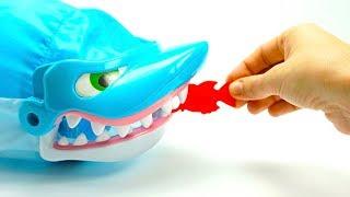 Детский игровой набор Зубастая Акула