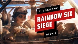 Why 2019 is Shaping Up to be a Bumper Year in Rainbow Six Siege