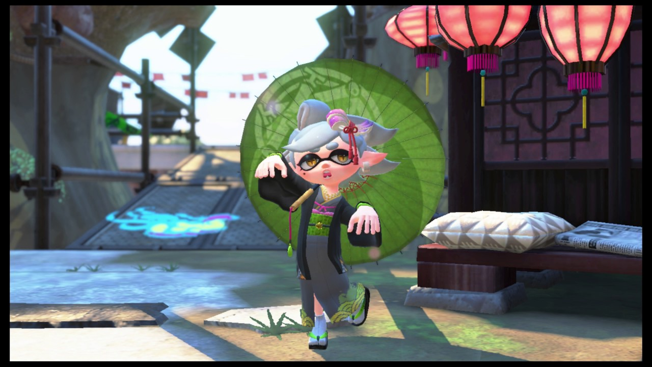 splatoon 2 visiting marie after beating the game spoilers youtube