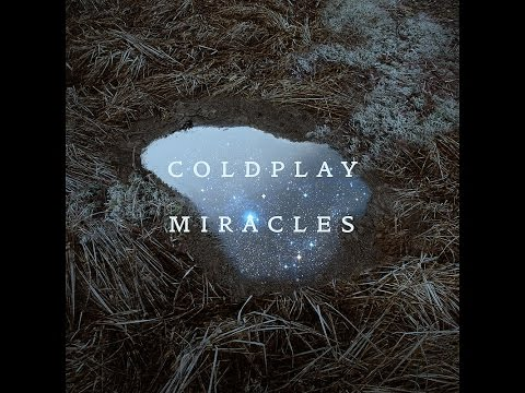 Coldplay - Miracles Lyric Video By The Lyricist