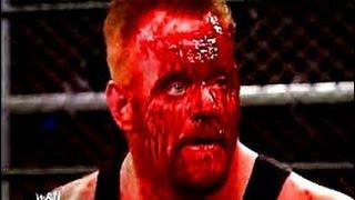 WWE Bloodiest match ever between Undertaker vs Brock lesnar[WTF™]