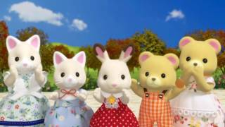 Calico Critters<Movie #25>