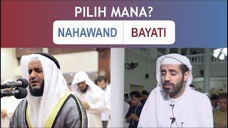 Download Dua Irama Alquran Terpopuler : Nahawand dan Bayati