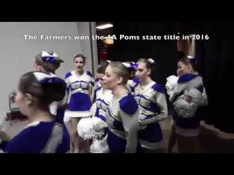 Wheat Ridge High School wins 2017 Class 4A Poms 4A state title