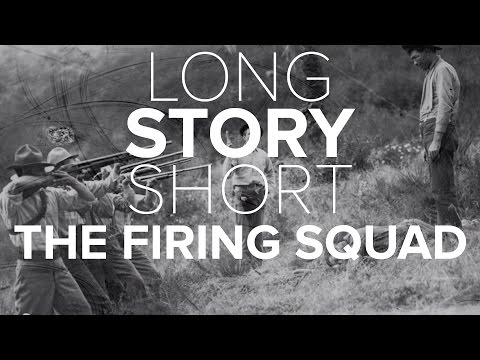 Firing Squad Executions Reinstated In Utah | Long Story Short | NBC News