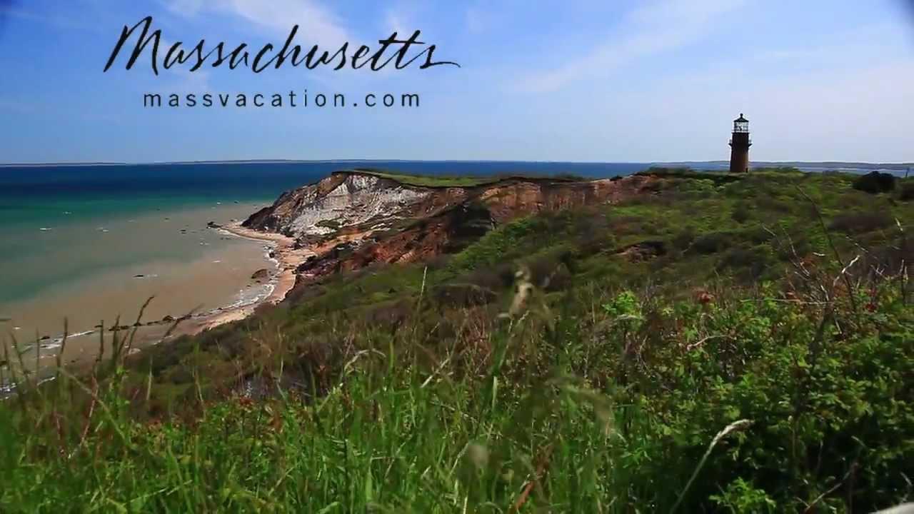 Visit Massachusetts: Martha's Vineyard Tourism - YouTube