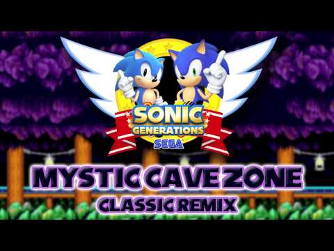 Mystic Cave Classic - Sonic Generations Remix