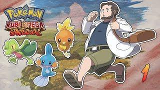 connectYoutube - Pokémon RO StarterLocke Ep.1 - ¡BIENVENIDOS AL JUEGO IMPOSIBLE!