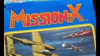 Classic Game Room - MISSION X review for IntelliVision