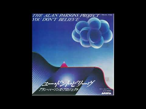 The Alan Parsons Project - You Don't Believe (1984) mp3