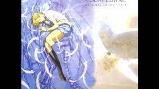 Escaflowne Original Sound Track - Black Escaflowne