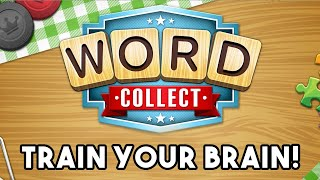 ★ PLAY WORD GAMES ONLINE! ★ Word Collect Free Word Games