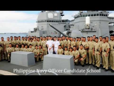 #CHexit. Philippine Navy Officer Candidate School. goodwill visit