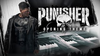 The Punisher Opening Theme/ Main Title (Piano Cover)+SHEETS