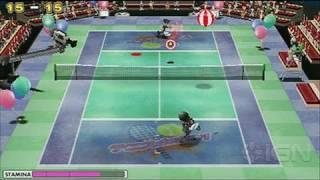 Hot Shots Tennis PSP - Helghast Hot Shots