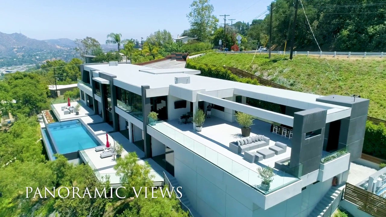 7863 Mulholland Video Tour | Luxury Home