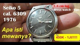 Seiko 5 6309 Tahun 1980-an Indonesia