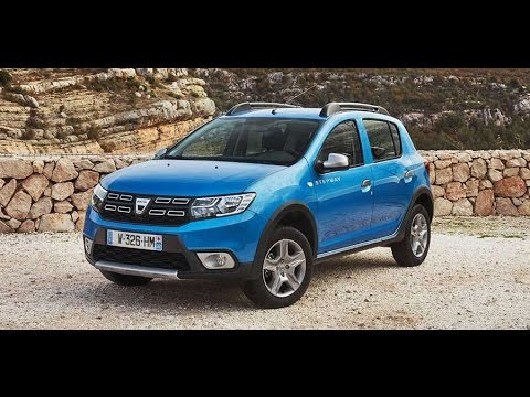 2017 2018 dacia sandero stepway 0 9 tce easy r automatic tanitim ve nceleme youtube. Black Bedroom Furniture Sets. Home Design Ideas
