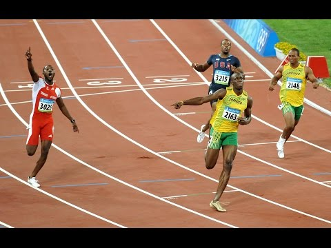 TOP 10 | Men's 200m Sprints of all time | HD