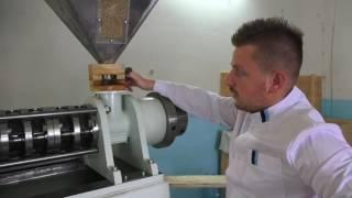 процесс отжима масла семян Амаранта