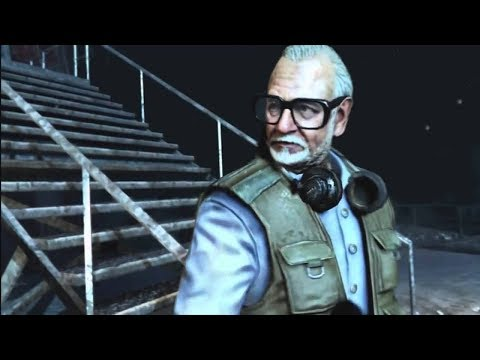 🔴 CALL OF THE DEAD ► ¿GEORGE ROMERO? ¿Este mapa estará en Bo4? ((Call of Duty Black Ops 1)) MUSLOO