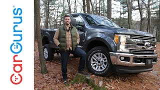 2017 Ford F-250 Super Duty | CarGurus Test Drive Review