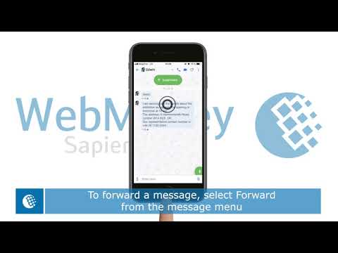 New WebMoney Keeper 3.4.0 For IOS And MacOS