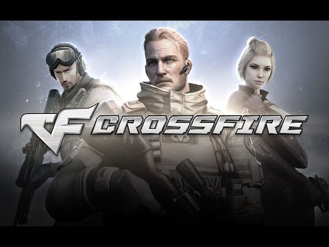 CrossFire Euro Cup Quarter Finals! - July 5th, 2016