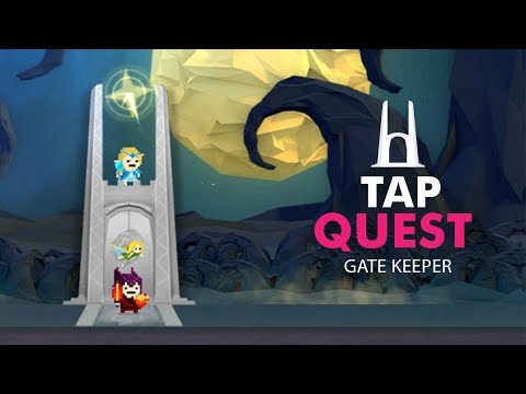 Tap Quest (Official Gameplay) - 1