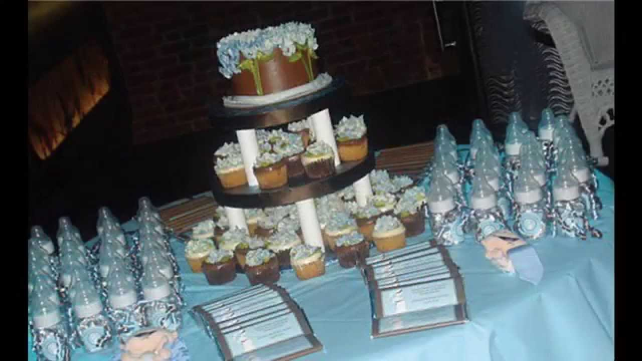 & Easy Baby boy baby shower themes decorations - YouTube