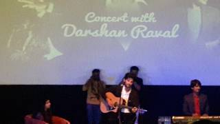 Darshan raval at youtube fanfest