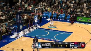 NBA 2K12 Demo| Mavs Vs Heat Thumbnail