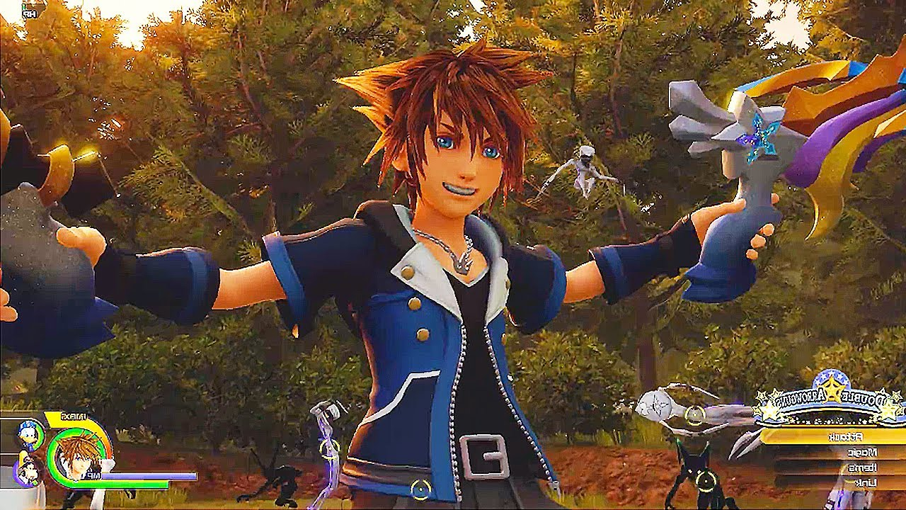 Kingdom Hearts 3 15 Minutes Of Gameplay Demo Ps4 Xbox