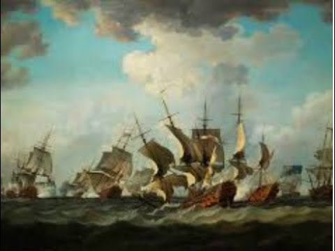 The Battle of Quiberon Bay (1759)